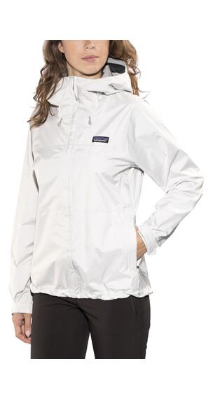 Patagonia Torrentshell - Veste Femme - blanc